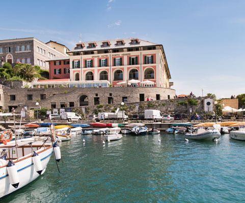 Sea View Hotel in Liguria - Portovenere Grand Hotel