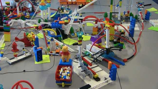 corporate activities lego serious play futour