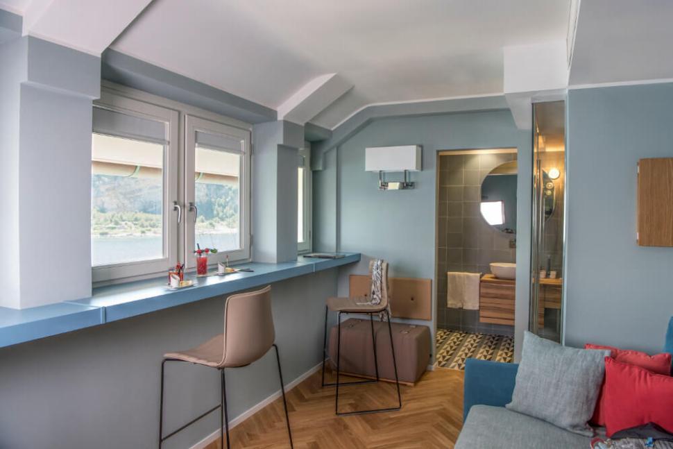 luxury rooms cinque terre