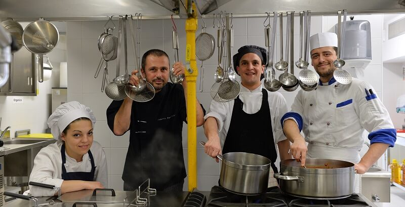 Cookery Course in Portovenere near Cinque Terre
