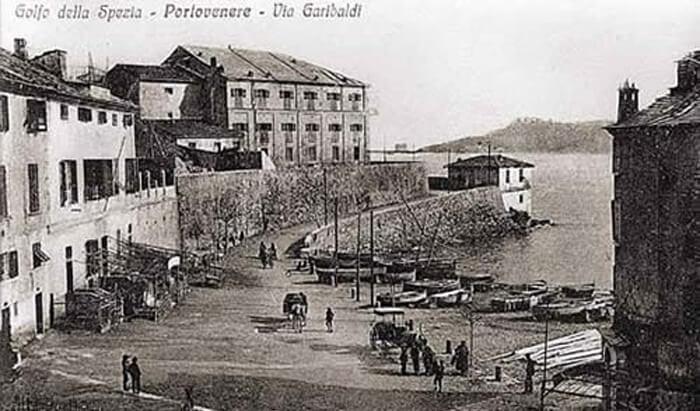 Dimora Storica in Portovenere, La Spezia