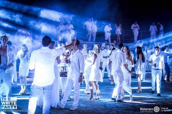 Summer Events in Portovenere Cinque Terre Party