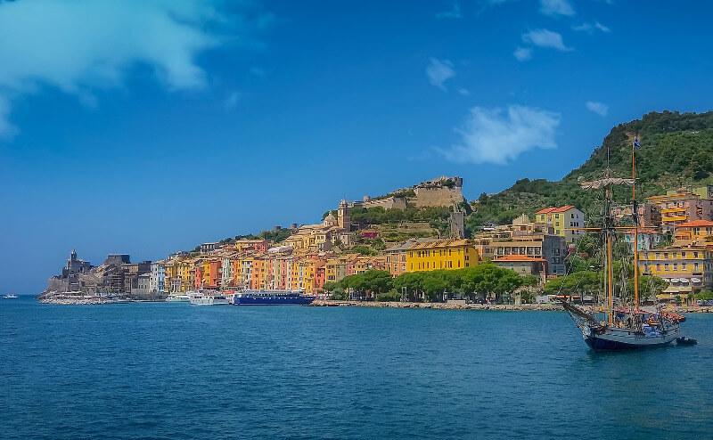 visit portovenere or cinque terre hotel stay