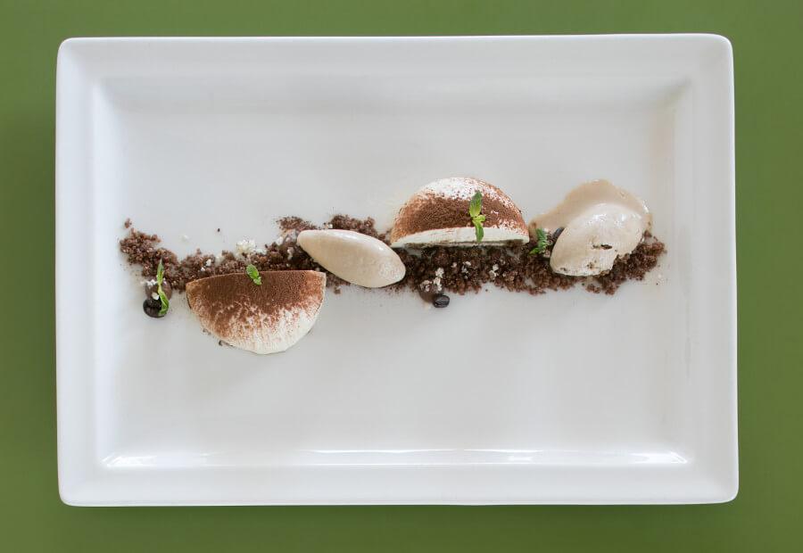 tiramisu recipe - Italian three-course meal