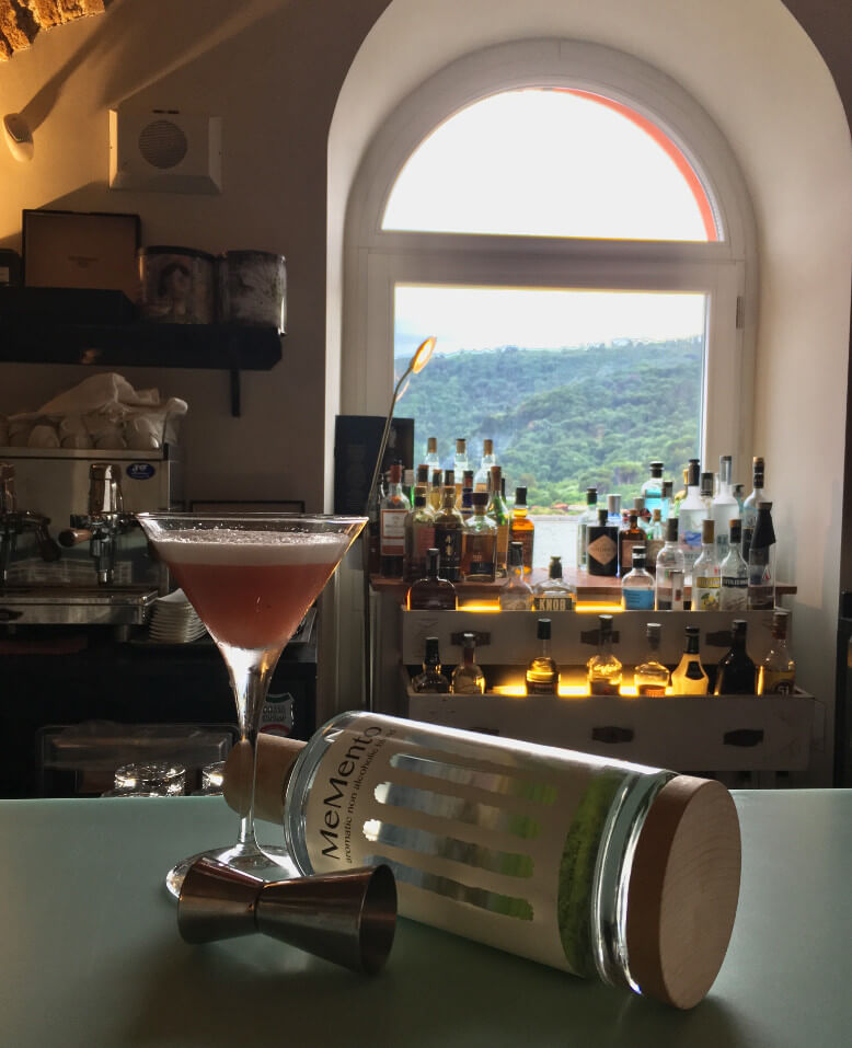 alcohol free cocktail memento