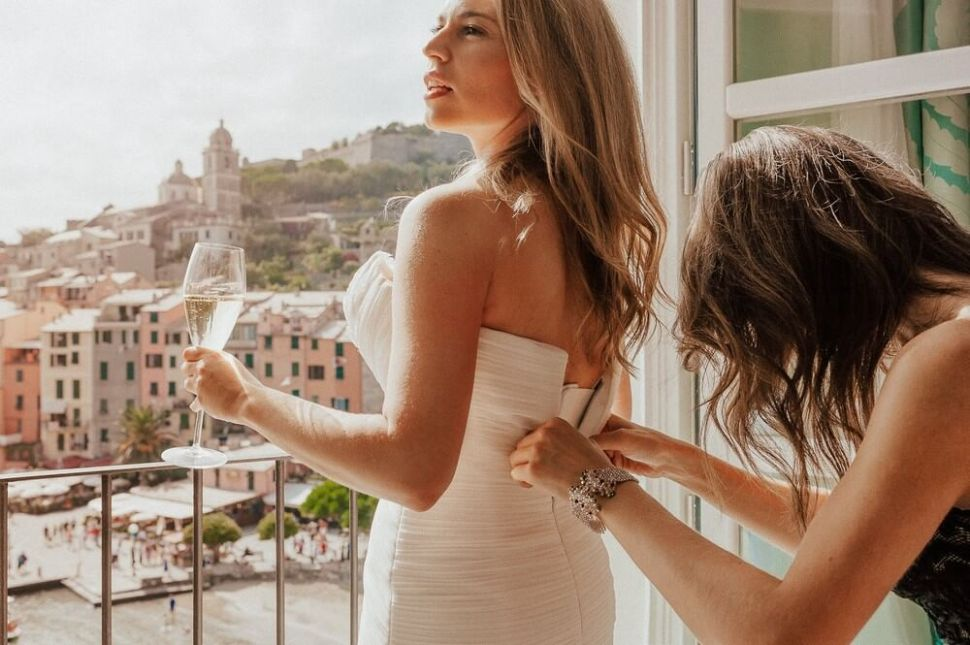 Olja Grenner - Luxury Portovenere Wedding Venue Italy