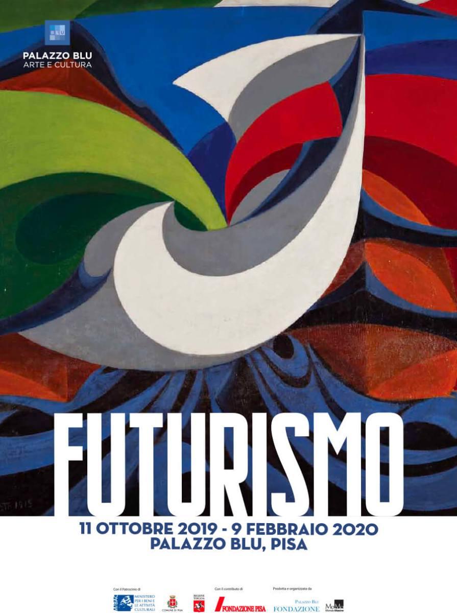 futurism exhibition pisa tuscany