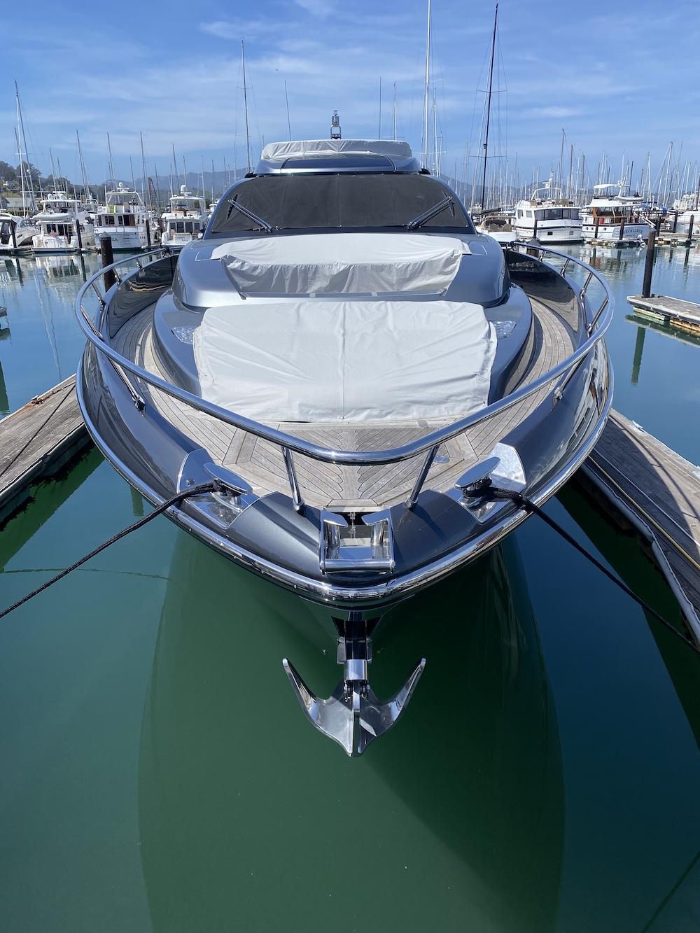 Sausalito Marinas - Sausalito Yacht Harbor