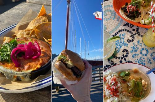 Sausalito Lunch Spots Hero
