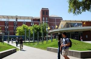 MU Entrance, Freeborn Hall
