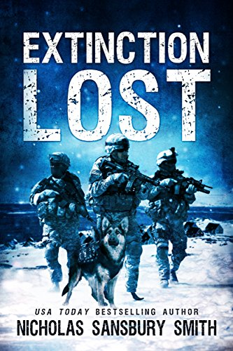 EXTINCTION LOST: A TEAM GHOST SHORT STORY