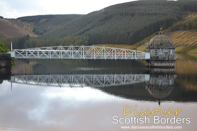 Talla Reservoir - A man made beauty