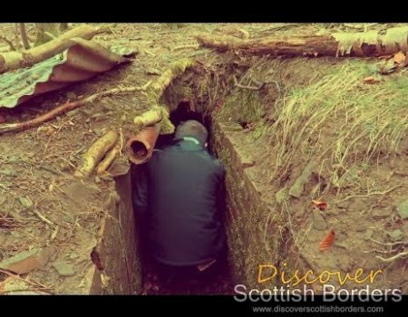 WW2 Bunkers and Iron Age Forts