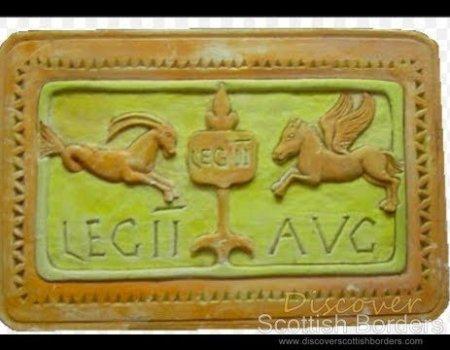 The mark of the Roman Legion