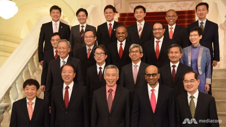 singapore cabinet members | Centerfordemocracy.org