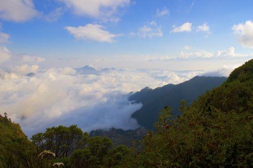 Hiking Tajumulco with Kids The Highest Mountain in