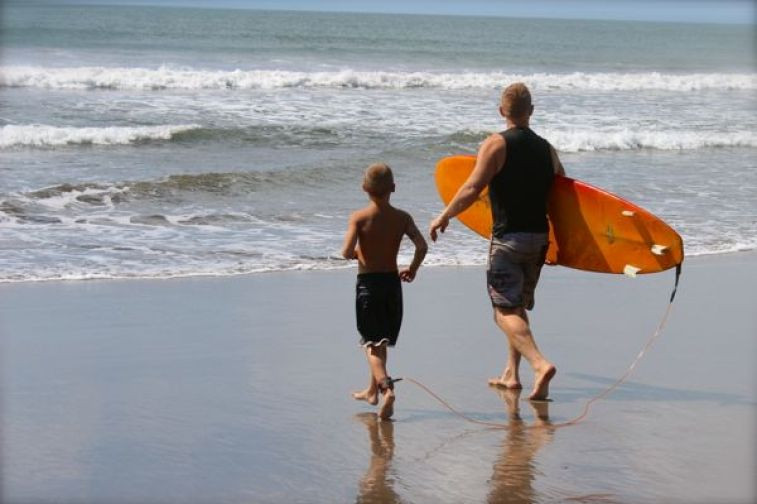 Surfing in Las Penitas - 19