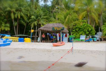 Tortuga Island Montezuma Costa Rica - 088