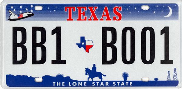 Places Get License Plates