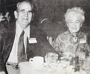 Howard Hill and his beloved wife Elizabeth Hodges Hill.