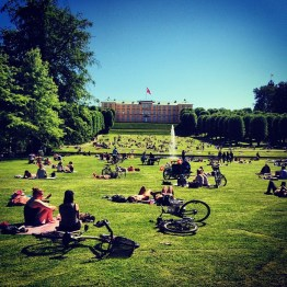 """Frederiksberg Garden, """"This place is UNREAL"""" - Danielle Pulli"""