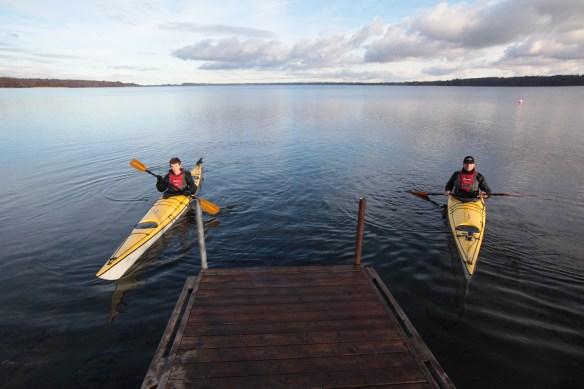FA13, homestay, kayak