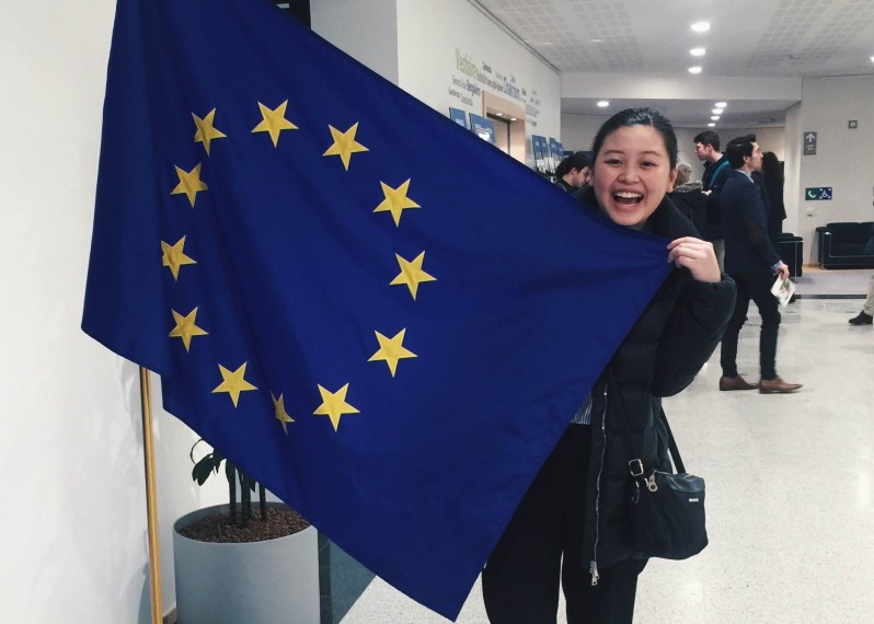 Melody-Lin-Sp17-European-Game-of-Politics-Brussels-Tour