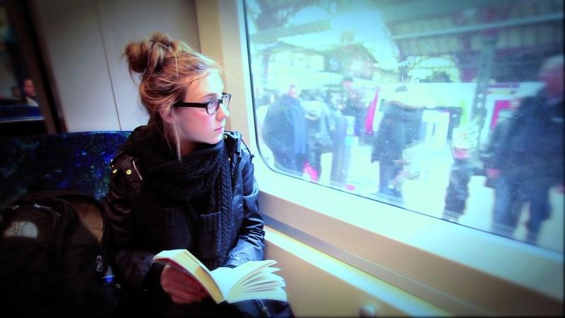 Commuting, Megan Jensen