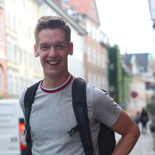 Owen-summer student-DIS Copenhagen