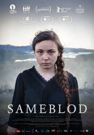 Sameblod Poster