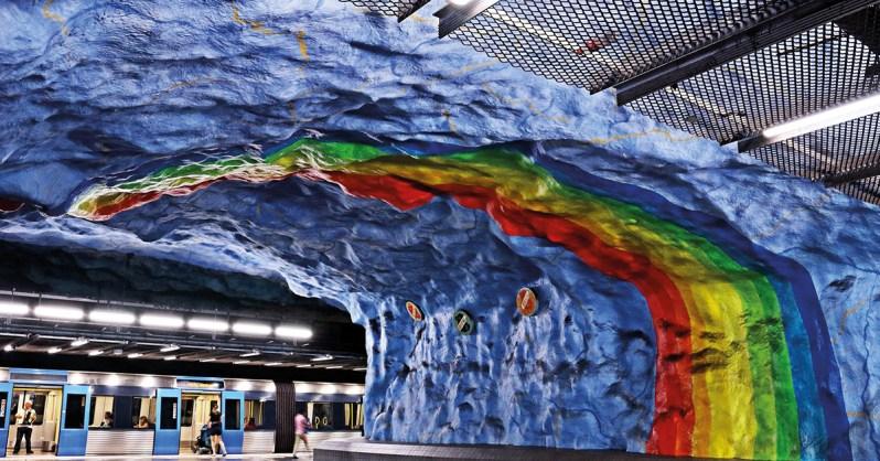 Ostermalm Neighborhood Guide Tunnelbana