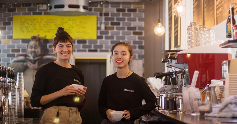 DIS Copenhagen Budget Friendly Cafes Ideas and Communities Studenterhuset