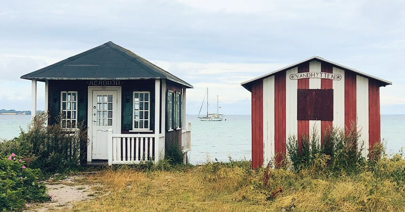 Essential and Accessible Places to Visit in Denmark Ærø Beach Huts