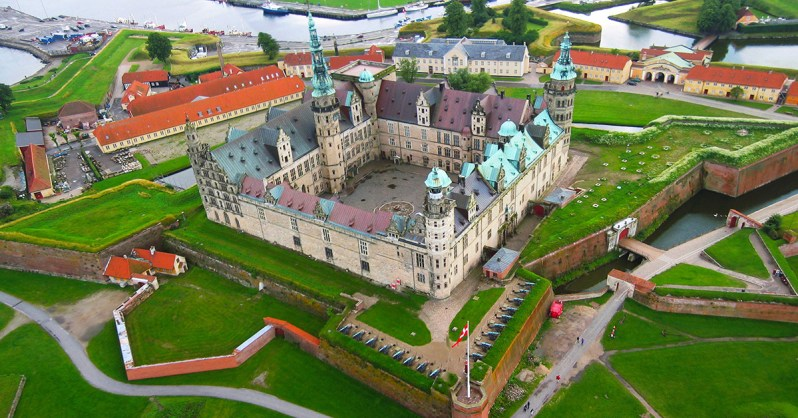 Essential and Accessible Places to Visit in Denmark Helsingør Kronborg Castle