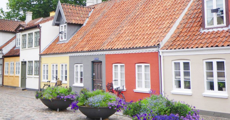 Essential and Accessible Places to Visit in Denmark Odense old Town