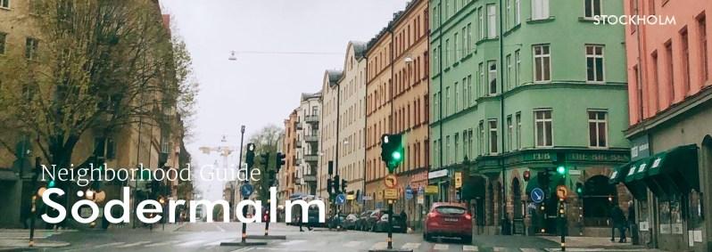 Södermalm Neighborhood Guide Banner