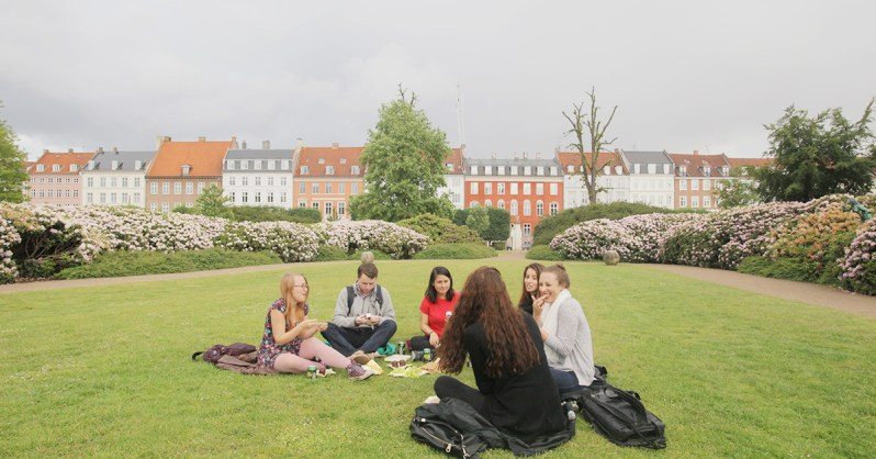 Ten Personal Recommendations: Where to Enjoy the Spring in Copenhagen Kongens Have