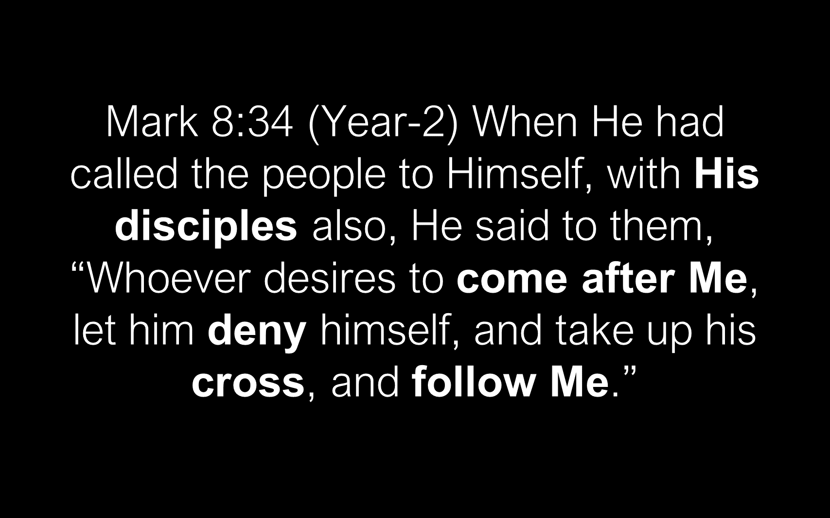 ESH-11 - The Discipline Of Disciple-Making - Disciples - Follow Christ & Make Disciples (10)