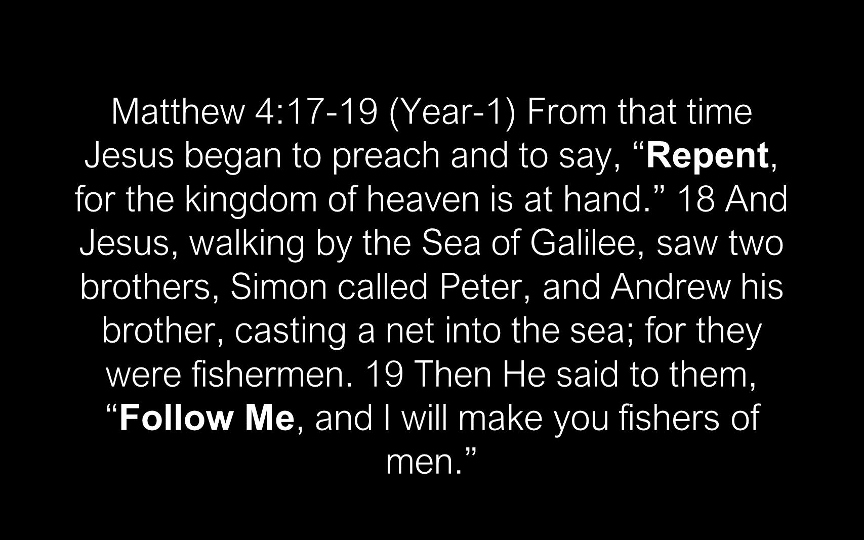 ESH-11 - The Discipline Of Disciple-Making - Disciples - Follow Christ & Make Disciples (9)