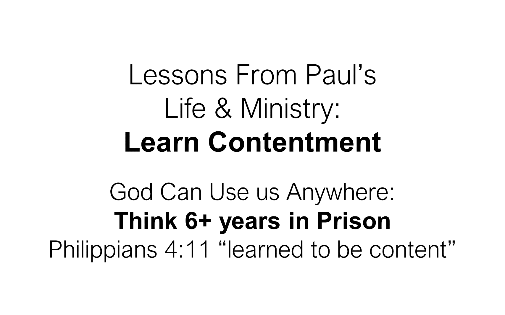 ESH-23 - The Discipline Of Disciple-Making - Paul - Used By God To Change The World (30)
