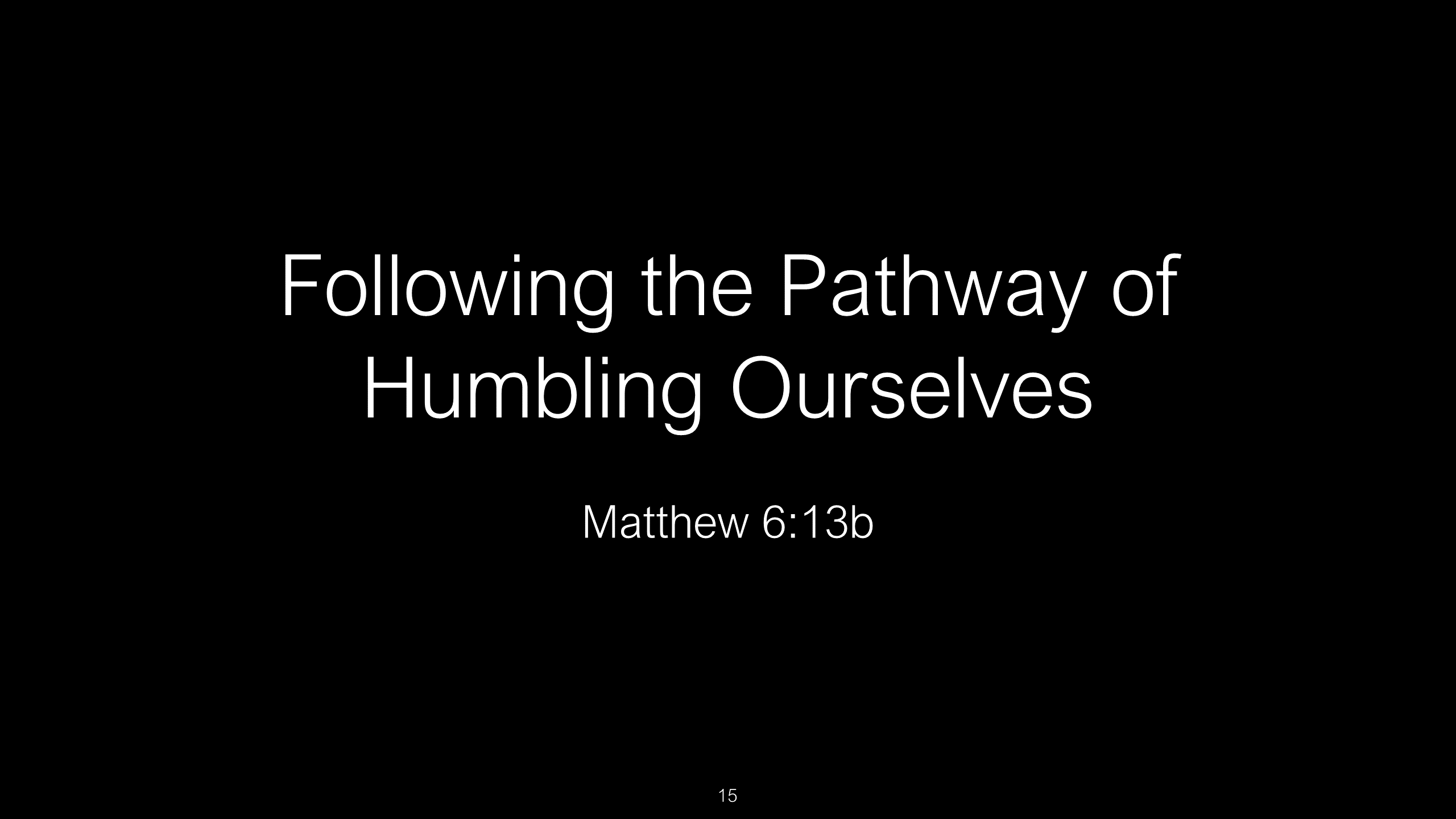 SWS-10 - Following Christ - The Path Jesus Left For Our Safety (15)