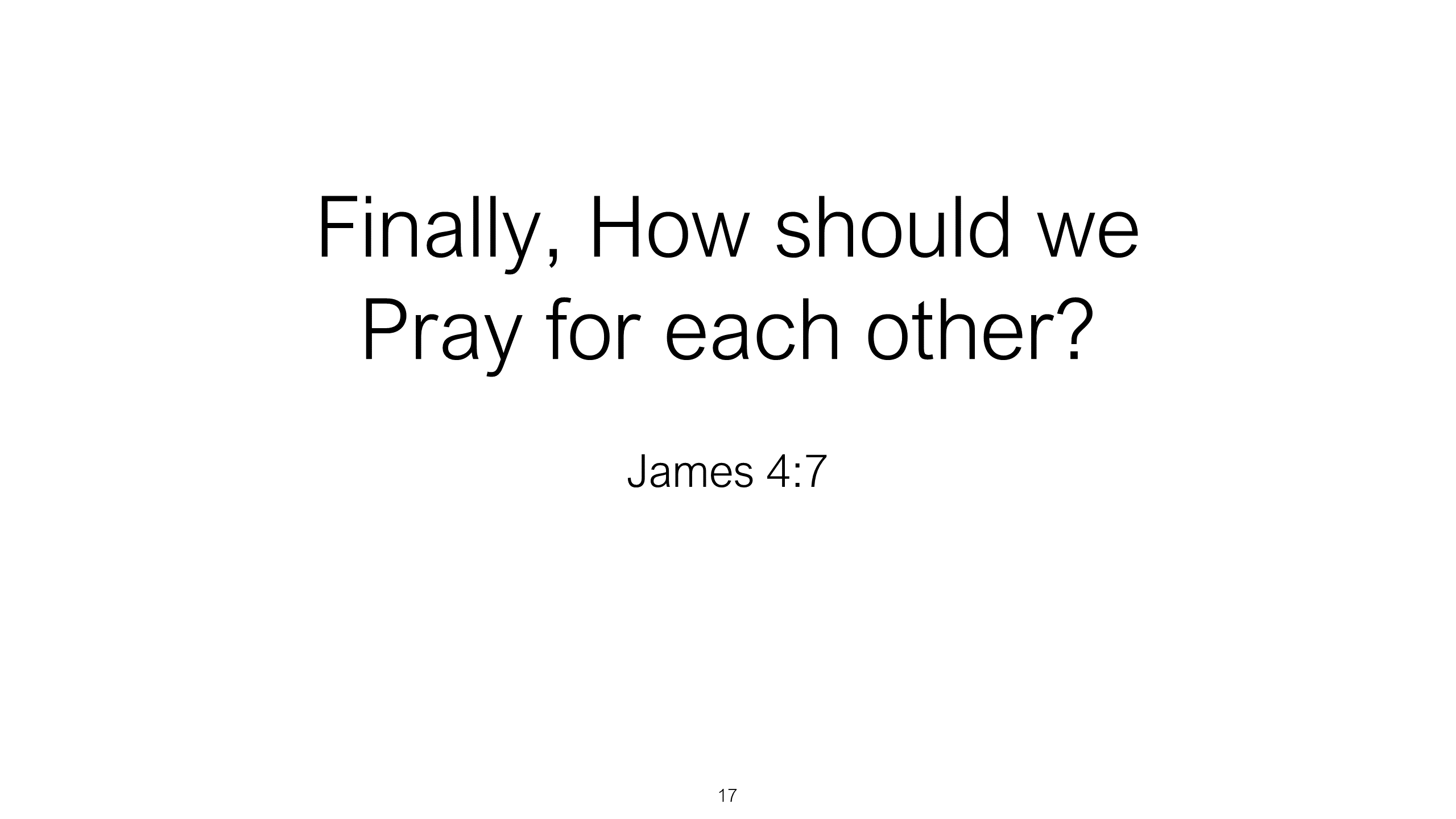 SWS-11 - Why Should We Be Praying Every Day For God To Deliver Us And Every Believer We Know From The Evil One (17)