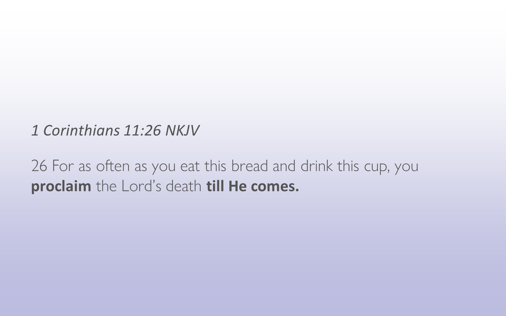 WCC-03 - Proclaiming Christ's Cross Regularly (6)