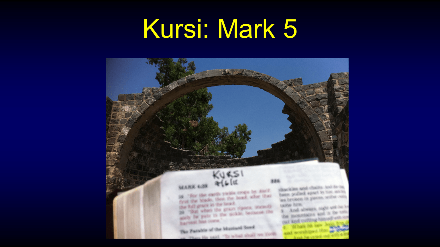 WTB-58 - From Gethsemane To Calvary - Pictures From The Land Of The Book (14)