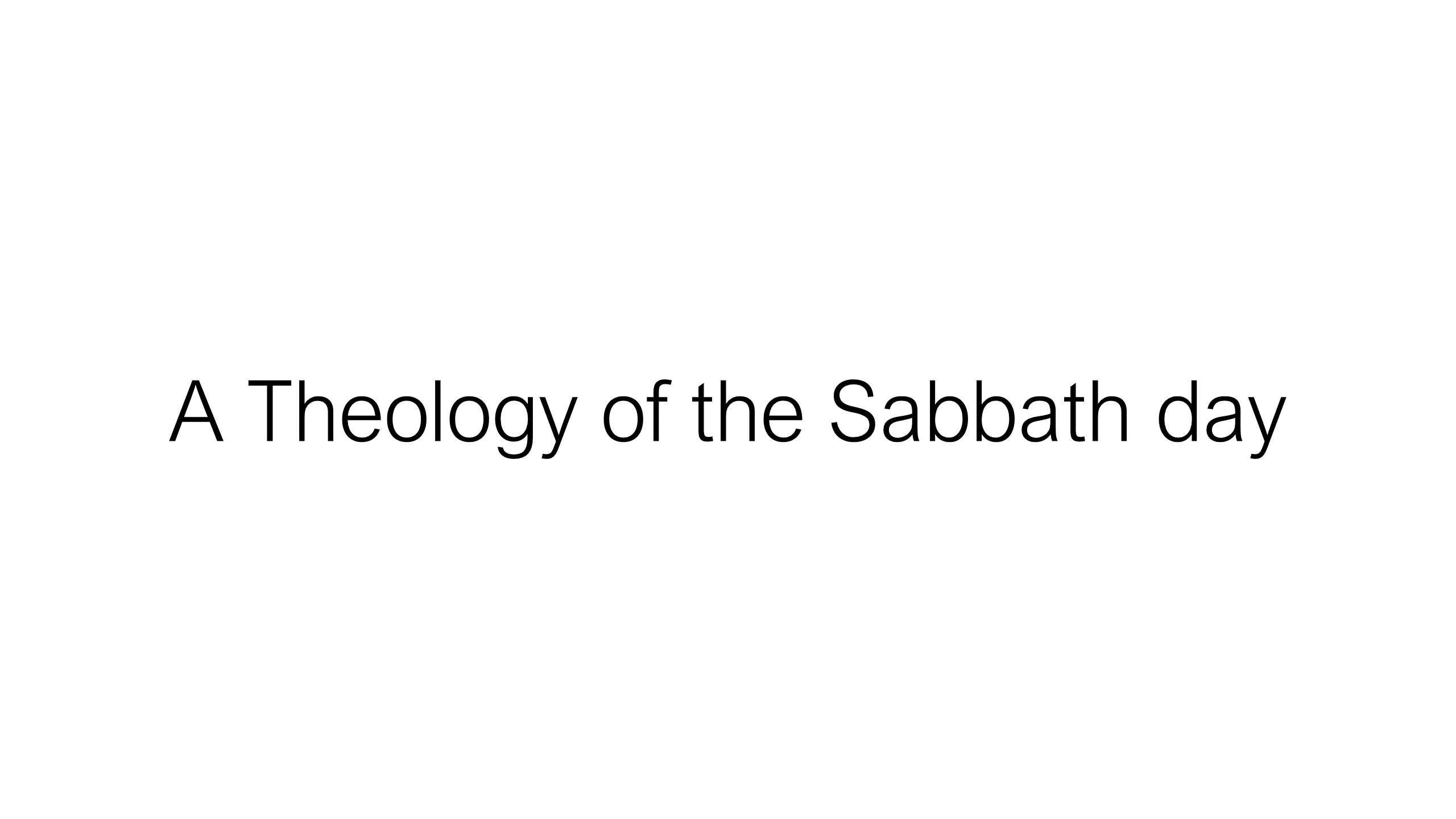 HFG-10 - Sabbath Bondage & Knowing The Joys Of Christ's Rest Of This Side Of The Cross (5)
