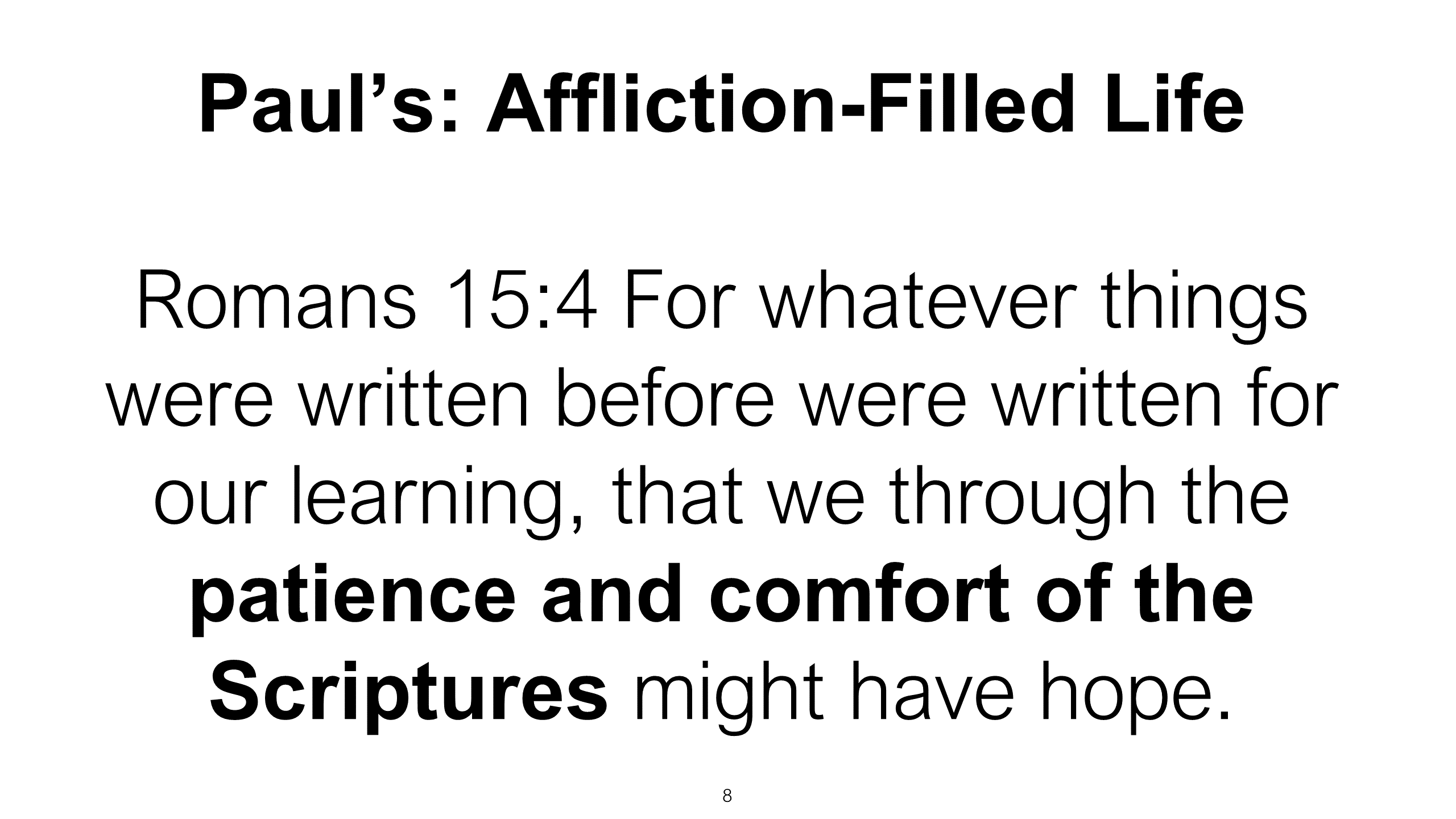 SWS-33 - How To - Read, Study, Memorize, Meditate & Use the Word of God for Transforming Your Life Each Day (8)