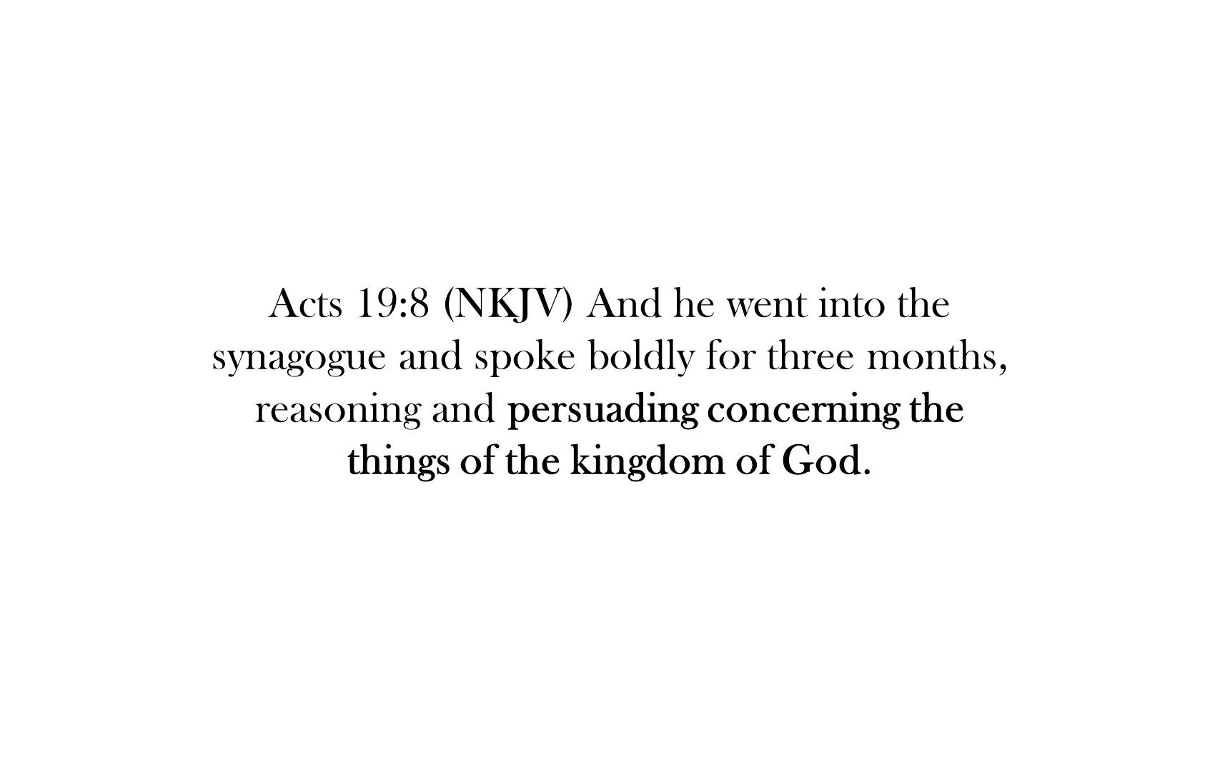 ESH-20 - The Discipline Of Disciple-Making - Seeing, Understanding, Entering, Living, & Seeking The Kingdom Of God ( (8)