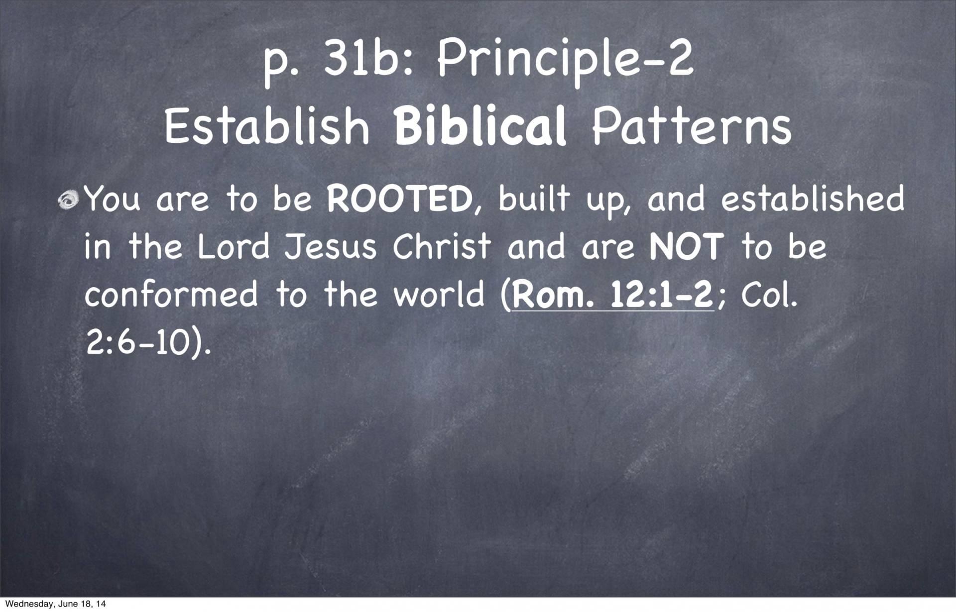 BC&D-05 - Foundations For Santification - Part 1-29