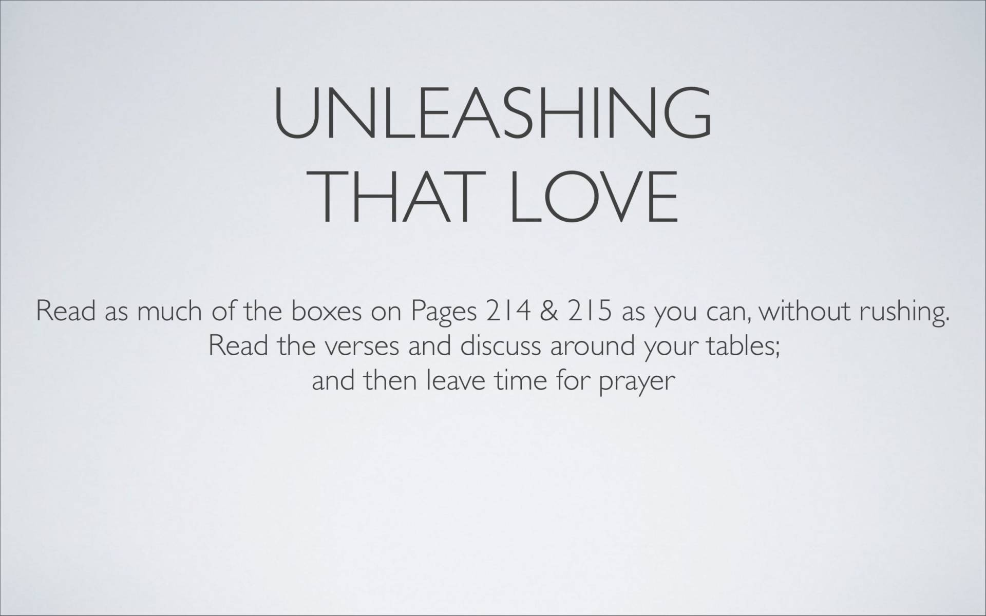 BC&D-35 - Lesson 13-3 - The Source Of The River Of Love That Flows Out Of Our Lives As Believers-16