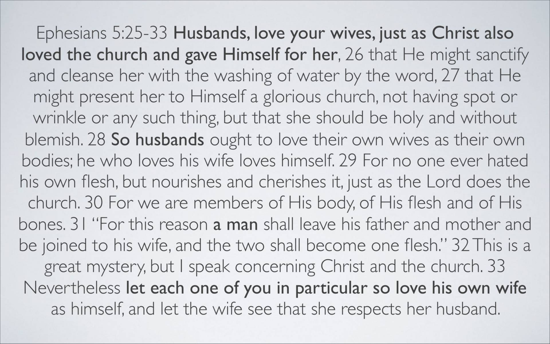 BC&D-37 - Lesson 15-1 - The Marriage Relationship - Husbands-08